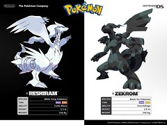 Pokémon® Black and White - Legendaries