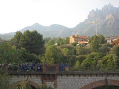 El pont del Bruc