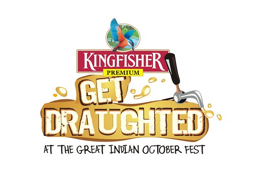 KINGFISHER Get Draughted celebrates the Great Indian OctoberFest