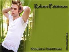 Wallpaper: [1024 x 768] Robert Pattinson's Naturally Handsome