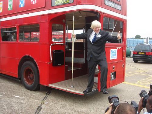 Boris on the Bus