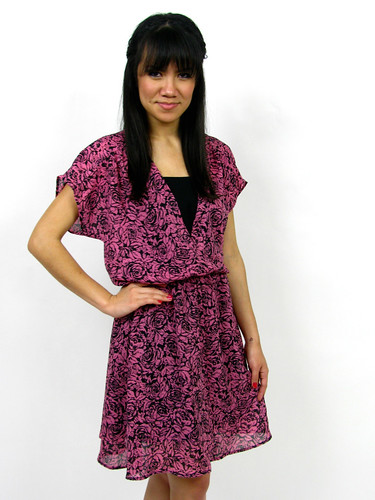 VINTAGE 1980's SLOUCH DRESS