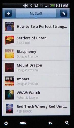 Springpad App