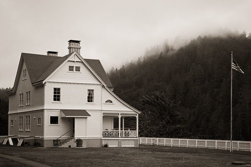 Heceta Head Lightkeeper's House