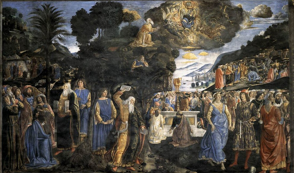 5189292162 cff523838d b Sistine Chapel   Incredible Christian art walk through