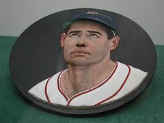 Ted Williams plaque