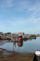"""Scottish Maritime Museum, Irvine Harbour • <a style=""""font-size:0.8em;"""" href=""""http://www.flickr.com/photos/36664261@N05/4666084551/"""" target=""""_blank"""">View on Flickr</a>"""
