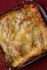 Pulled Pork Enchilada Casserole 2