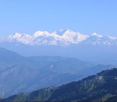 Mount Kangchenjunga Darjeeling