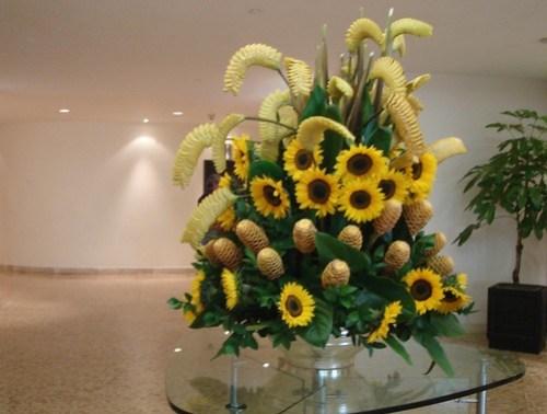 Flores en el Inter