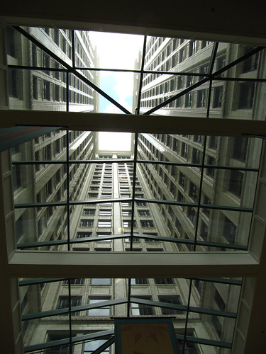 Inside the Dime Building
