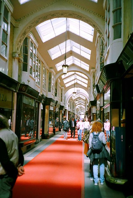 London Shopping Street
