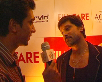 Interviewing Vikram