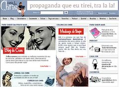 http://casadachris.uol.com.br