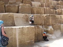 bug and giggle climb the great pyramid