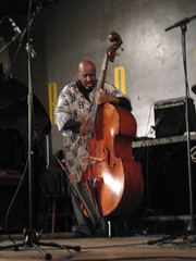 William Parker (Charles Gayle Trio)
