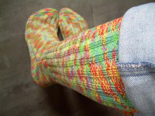 Parchis socks