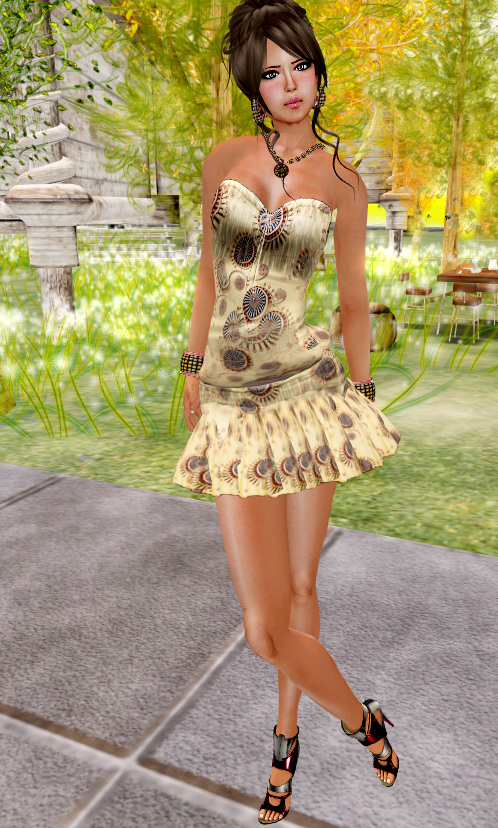 ::NEW! HH:: Hucci Boho - Summer Afternoon