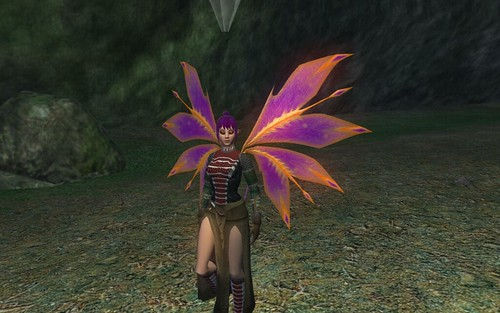 My Fae Character