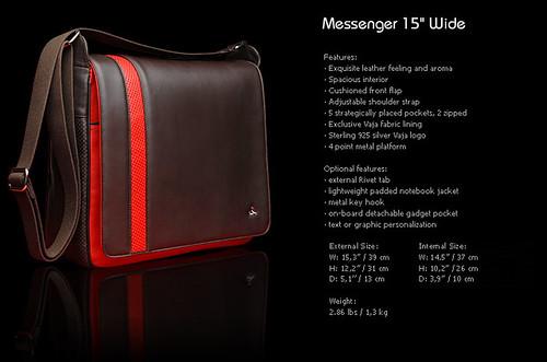 Vaja Messenger 15