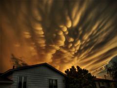 *Interlude* Strange cloud formation