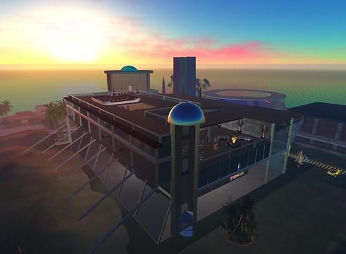 Lot 11 - Future Home of SLCN Studio Theatre par Torley