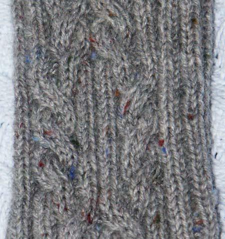 socks close-up