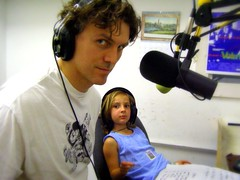 (c) Hilltown Families - Uncle Rock Guest DJ on HFVS at WXOJ.
