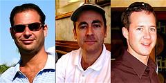 The Three Groomsmen