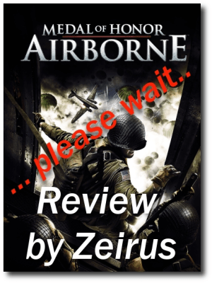 MoH-Airborne Review --- Please Wait ---