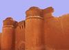 SYRIEN -  Wüstenschloss  Qasr al-Heair ash-Sharki, Schöne Architektur  by roba66