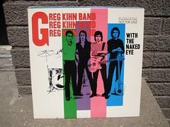 "Greg Kihn Band -  ""With the Naked Eye"""