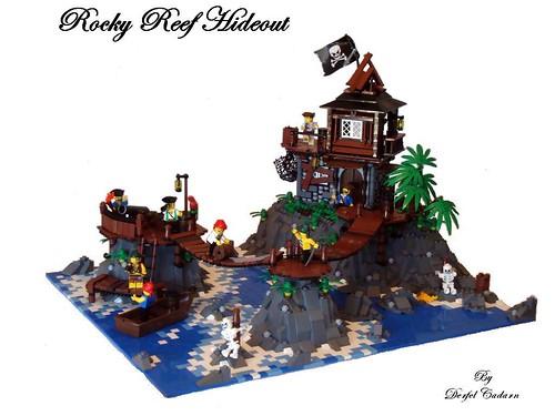 Rocky Reef Hideout