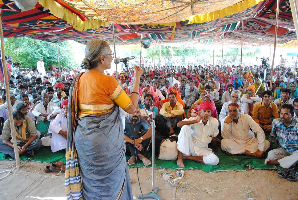 Pics from the satyagraha - 2 Oct 2010 - 44