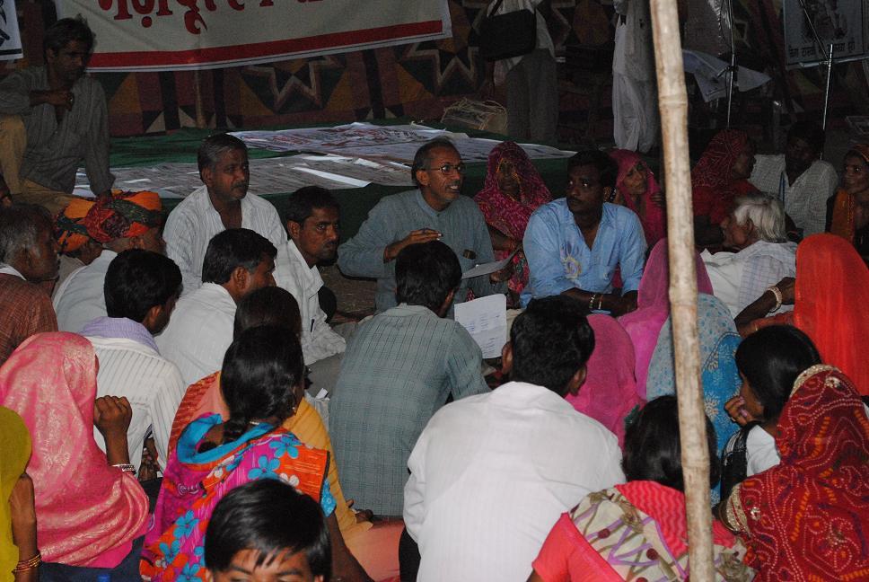 Pics from the satyagraha - 2 Oct 2010 - 19