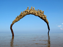 singing beach #11 by sandcastlematt