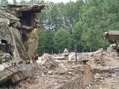 Crematorio de Birkenau