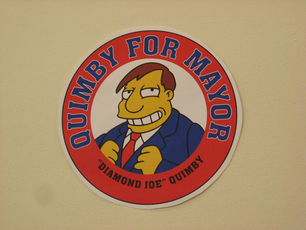 Quimby for Mayor