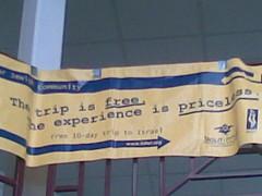 01102007 Free Trip to Israel