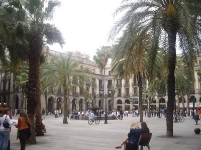 Foto de la Plaza Real