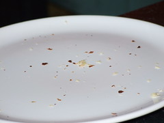 Crumbs on a Plate