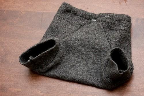 Wool Pull Ups