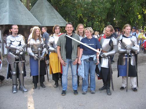 Bilder von den Kaltenberger Ritterspielen 2007