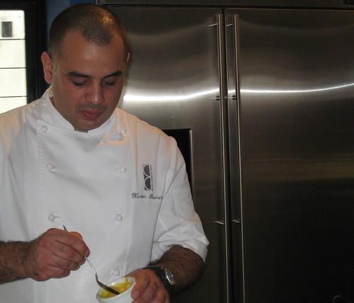 Chef H?ctor Romero