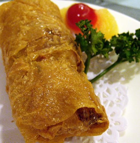 蝦捲/Shrimp Roll