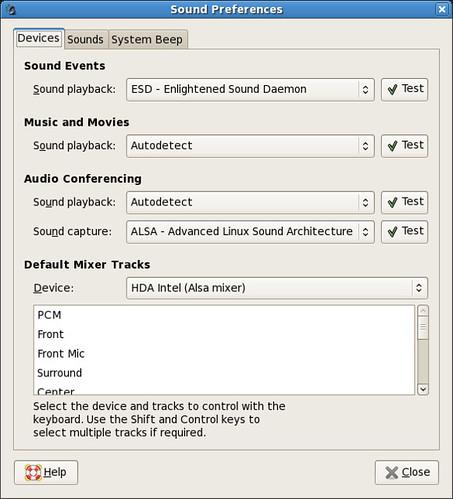 Playing audio in LTSP workstations | Arindam's Weblog