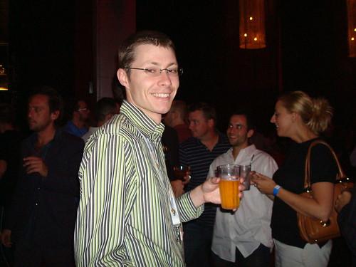 Thomas at Webmaster Search Bash