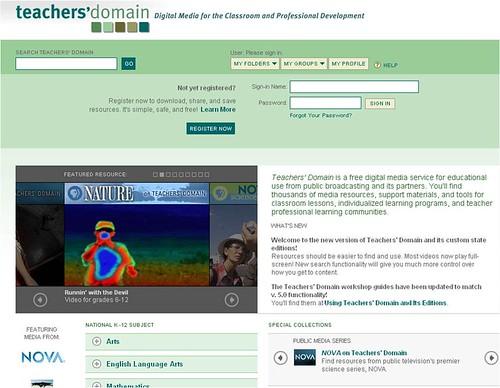 Teachers' Domain