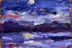 Corinth, Lovis  - Walchensee  - 1920
