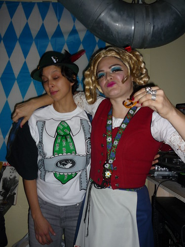 Samara and Tante Karen